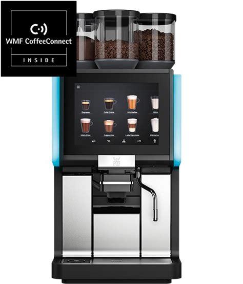 Wmf 8000s Preis Wmf 1500 S Bean To Cup Machines