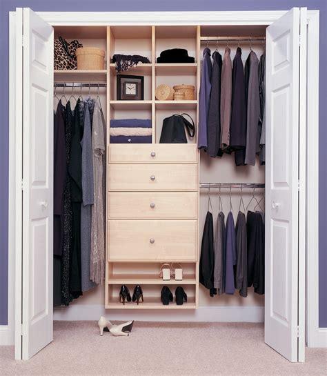 Simple Bedroom Closet Ideas by Bedroom Storage Custom Closets Montgomery Philadelphia Pa