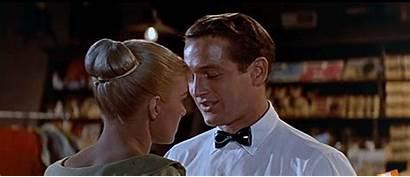 Romantic Couples Screen Kiss Kisses Hollywood Paul