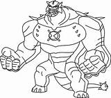 Coloring Ben Pages Omniverse Ultimate Colouring Printable Ten Diamond Head Alien Humungousaur Cannonbolt Games Getcolorings Coloringonly Categories Colorful Coloringgames Getdrawings sketch template