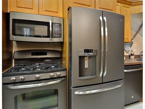 cafd introduces affordable trend setting ge slate appliances southington ct patch