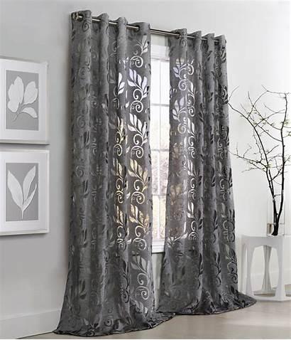 Curtains Curtain Panels Pattern Grommet Panel Floral