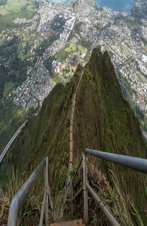 12 Best Haiku Stairs Stairway To Heaven Hawaii Images