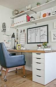 Wall Shelves For Office Desk Shelf Decorating Ideas