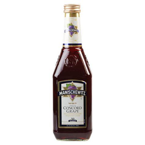 Manischewitz American Concord Grape Wine 750ml - Crown ...