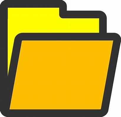 Folder Icon Ordner Dokument Symbol Internet Klascement