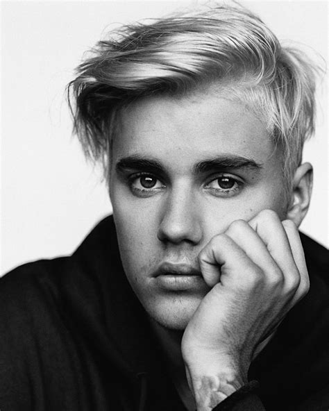 Justin Bieber by Justin Bieber Exclusive Shoot And The