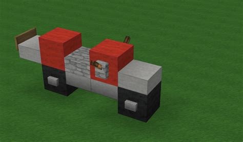 minecraft motorcycle breakc0re s transportation pack schematics included
