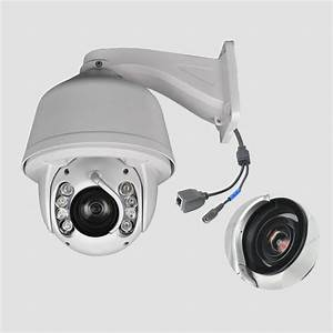 20x Zoom 1 3mp 720p Outdoor Ptz Ip Network Speed Cctv Auto Tracking Dome Camera