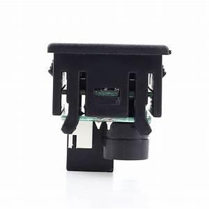Dc 12v 20a Digital Led Thermostat Temp Control Temperature