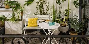 Table Pour Petit Balcon : meuble balcon notre s lection marie claire ~ Melissatoandfro.com Idées de Décoration