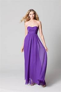 affordable bridesmaids dresses fall 2012 wtoo by watters With purple dress for wedding bridesmaid
