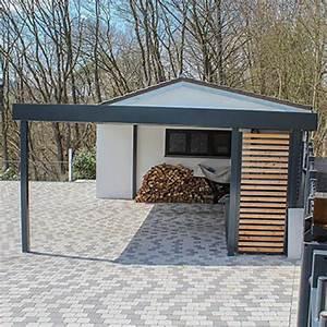 Dach Garage Bauen : garagen schuppen bilder ideen inspirationen und bau ~ Michelbontemps.com Haus und Dekorationen