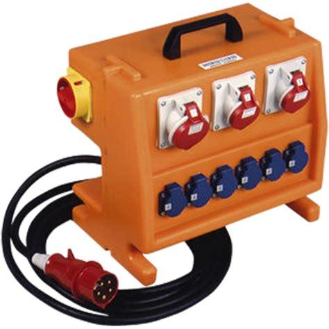 coffret electrique de chantier coffret de chantier ext 233 rieur 22 kva 230 v 415 v protection par disjoncteurs coffret de