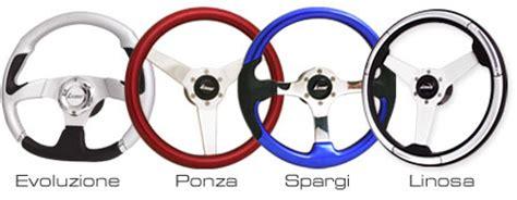 Gaffrig Boat Steering Wheel by Scream And Fly Magazine Livorsi Marine Two New