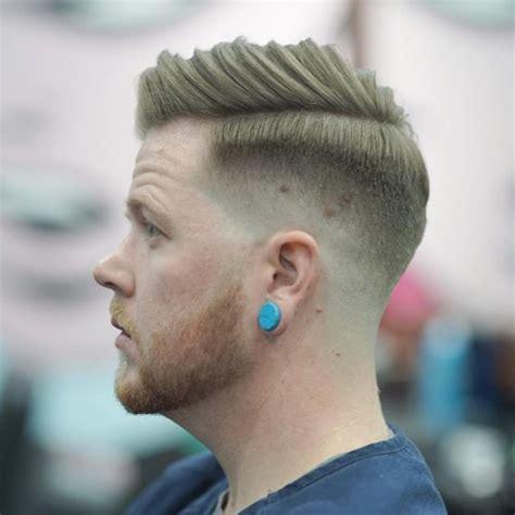 taper fade haircuts  men