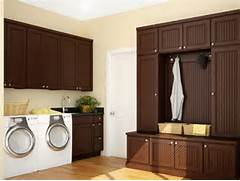 Kitchen Laundry Room Design by 40 Laundry Room Cabinets To Make This House Chore So Much Easier