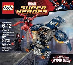 The Minifigure Collector Lego Marvel Super Heroes