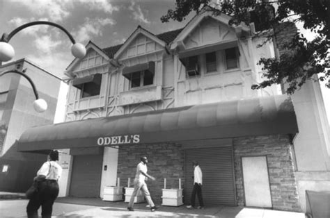 Retro Baltimore: At Odell's, you knew if you belonged ...