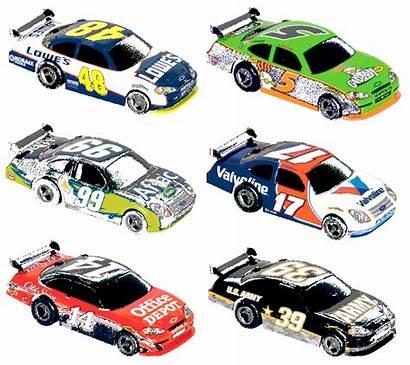 Nascar Clip Clipart Race Cars Racing Slot