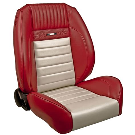 mustang seats pro series deluxe pony lowback