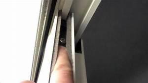 portes interieures avec reglage porte fenetre coulissante With reglage porte fenetre pvc