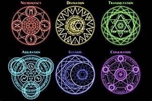 Image Gallery Magic Symbols
