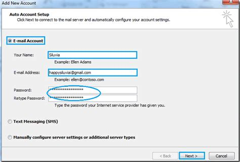 how do i add an email account to my iphone email how to add an email account in outlook 2010 28