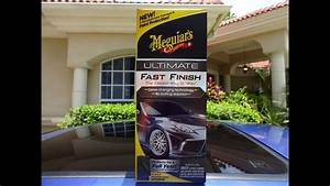 Meguiars Ultimate Fast Finish Review on my Honda Prelude ...