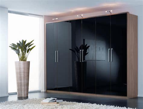 Small Wardrobe Black by 3 Door Glossy Wardrobe 3 Glossy Black Doors Black Gloss