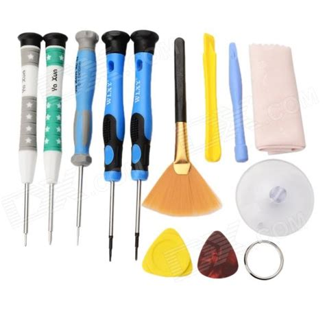 iphone tool kit wlxy 12 in 1 repair disassembly tools kit for iphone 4
