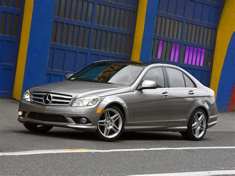 Mercedes C-class Gets Start-stop Function And Four