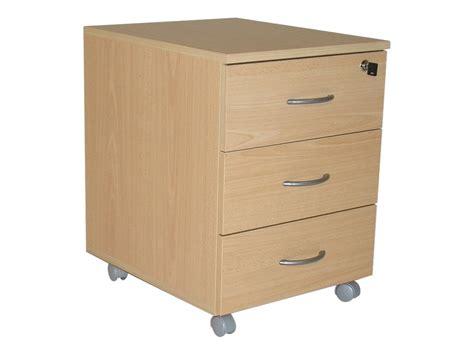 caisson tiroir bureau simmob caisson 3 tiroirs différents coloris inéo
