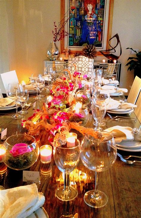 The Cuban In My Coffee Chic And Easy Dinner Party Decor