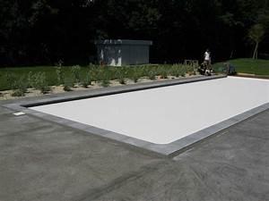 construire sa piscine en beton construction d 39 une With construction piscine en dur