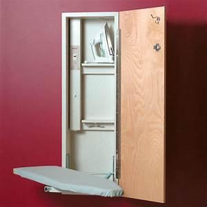 Planche à Repasser Murale : planche repasser encastrable pivotante et lectrique ~ Premium-room.com Idées de Décoration