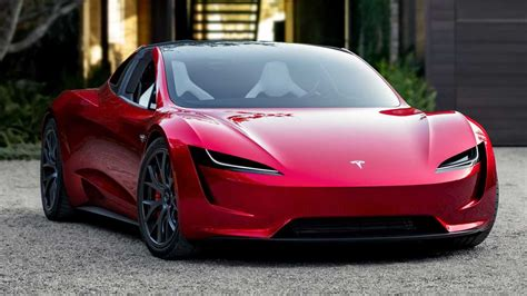 Tesla Roadster Will Go On Display At Petersen Automotive ...