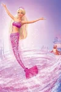 Barbie Mermaid Tail