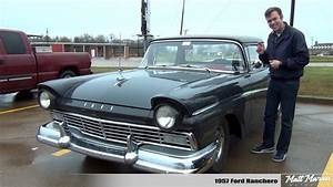 Wiring Diagrams For Ford 1957 Ranchero