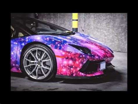 lamborghini aventador roadster galaxy wrap youtube