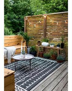 deco outdoor selection de tapis d39exterieur With tapis exterieur avec canapé pour 2