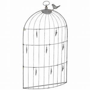 Cage Oiseau Deco : cage oiseau deco murale visuel 3 ~ Teatrodelosmanantiales.com Idées de Décoration