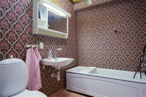 Feuchtraumtapete Für Ihr Badezimmer! Archzine