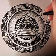 All Seeing Eye Hand Drawing Tatoos Pinterest Egyptian