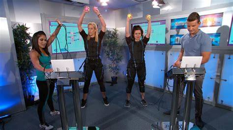 Electric Shock Workouts?   The Doctors TV Show