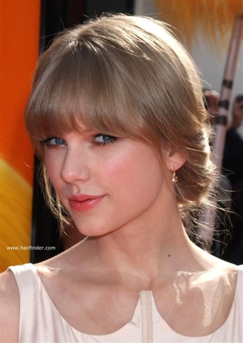 taylor swift hair    updo  formal occasions