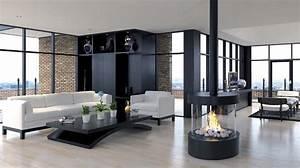 Ortal, Circle, 70, Circular, Glass, Fireplace