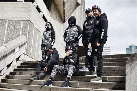 streetwear brand  london link    camo heavy