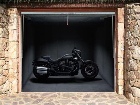 poster trompe l oeil paysage trompe l œil garage door posters graphis