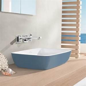 Villeroy Boch Artis : sanidr me wastafellijn artis color van villeroy boch badkamer idee n uw ~ Eleganceandgraceweddings.com Haus und Dekorationen